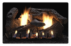 ventless gas log fireplace super sassafras